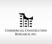 Commercial Construction Research, Inc. Logo - Entry #245
