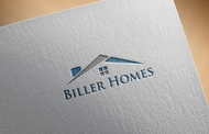 Biller Homes Logo - Entry #196