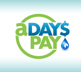 A Days Pay/One Days Pay-Design a LOGO to Help Change the World!  - Entry #44