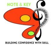 Note & Key Logo - Entry #45