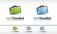 Well Traveled Logo - Entry #59