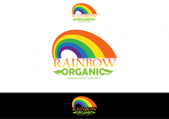 Rainbow Organic in Costa Rica looking for logo  - Entry #81