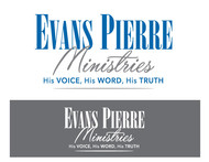 Evans Pierre Ministries  Logo - Entry #39