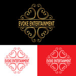 Evoke or Evoke Entertainment Logo - Entry #90