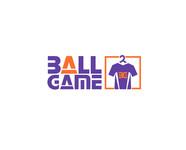 Ball Game Logo - Entry #227