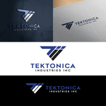 Tektonica Industries Inc Logo - Entry #128