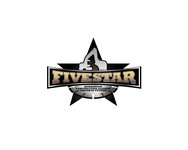 Five Star Logo - Entry #120