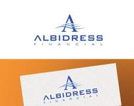 Albidress Financial Logo - Entry #287