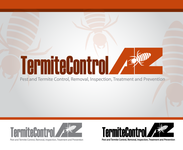 Termite Control Arizona Logo - Entry #10