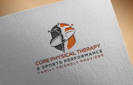 Core Physical Therapy and Sports Performance Logo - Entry #26