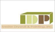 IVESTER DRYWALL & PAINTING, INC. Logo - Entry #18