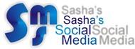 Sasha's Social Media Logo - Entry #98