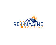 Reimagine Roofing Logo - Entry #193