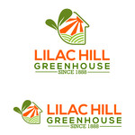 Lilac Hill Greenhouse Logo - Entry #53
