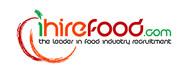 iHireFood.com Logo - Entry #41
