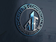 Carter's Commercial Property Services, Inc. Logo - Entry #77