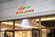 CMW Building Maintenance Logo - Entry #635