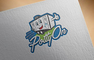 Potty On Luxury Toilet Rentals Logo - Entry #80