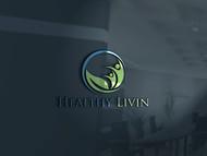 Healthy Livin Logo - Entry #470