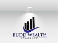 Budd Wealth Management Logo - Entry #38