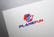 PlaneFun Logo - Entry #135