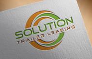 Solution Trailer Leasing Logo - Entry #152