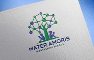 Mater Amoris Montessori School Logo - Entry #729