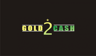 Gold2Cash Business Logo - Entry #13