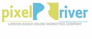 Pixel River Logo - Online Marketing Agency - Entry #14