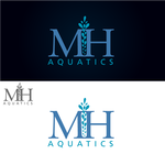 MH Aquatics Logo - Entry #4