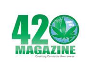 420 Magazine Logo Contest - Entry #17