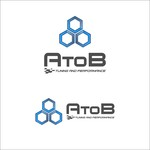 A to B Tuning and Performance Logo - Entry #206