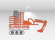 Sunshine Homes Logo - Entry #543