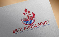 South East Qld Landscaping and Fencing Supplies Logo - Entry #10