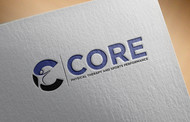Core Physical Therapy and Sports Performance Logo - Entry #357