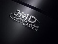 John McClain Design Logo - Entry #120