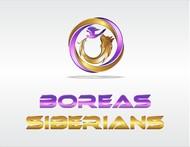 Siberian Husky Logo - Entry #86