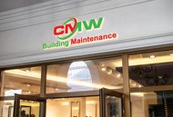 CMW Building Maintenance Logo - Entry #636