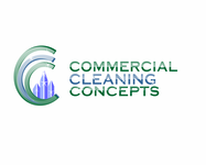 Commercial Cleaning Concepts Logo - Entry #73