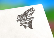 Two Brothers Roadhouse Logo - Entry #5