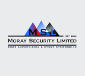 Moray security limited Logo - Entry #369