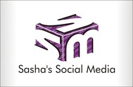 Sasha's Social Media Logo - Entry #84