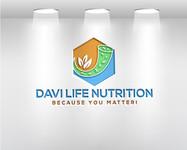 Davi Life Nutrition Logo - Entry #534