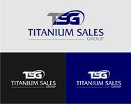 Titanium Sales Group Logo - Entry #32
