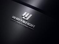 Heavyweight Jiujitsu Logo - Entry #35