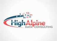 High Alpine Data Consulting (HAD Consulting?) Logo - Entry #98