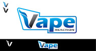 Vape Reaction Logo - Entry #89