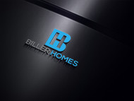 Biller Homes Logo - Entry #113