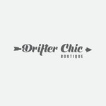 Drifter Chic Boutique Logo - Entry #369