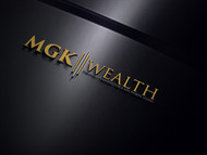 MGK Wealth Logo - Entry #224